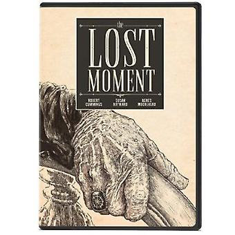 Lost Moment [DVD] USA import