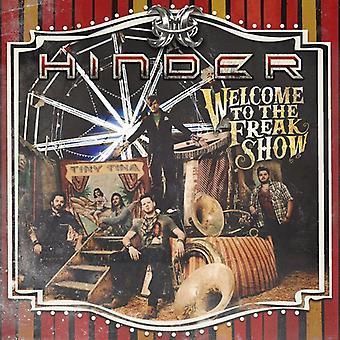 Gêner - Bienvenue à l'importation USA Freakshow [CD]