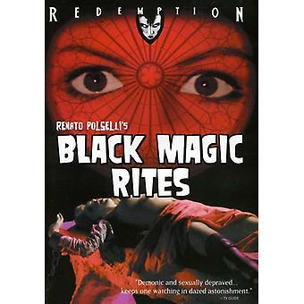 Black Magic Rites [DVD] USA import