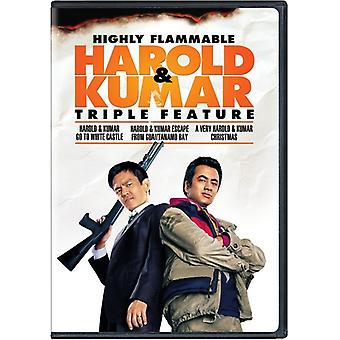 Harold & Kumar Go to White Castle/Harold & [DVD] USA import