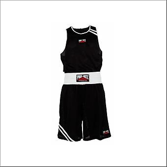 Pro box club essentials boxing vest - black