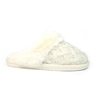 Lunar Shannon Quilted Slipper