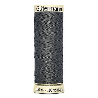 Gutermann Sew-all 100% Polyester Thread 100m Hand and Machine Colour Code  - 702