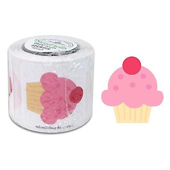 Doodlebug Design Cupcake Sweet Rolls Mini Icon Adesivi (100pcs) (5080)