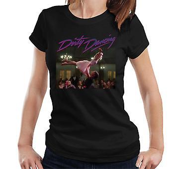 Dirty Dancing Lift Shot Women's T-Shirt