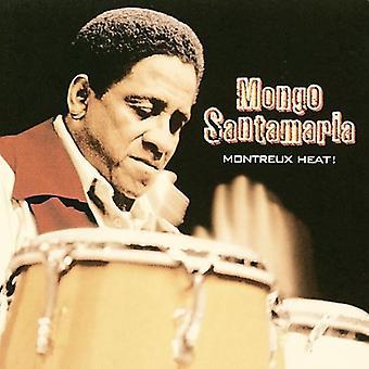 Mongo Santamaria - Montreux Heat [CD] USA import