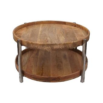 Deco4yourhome Coffee Table Round Metal