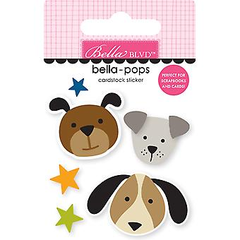 Bella Blvd Pups Bella-Pops (6pcs) (BB2256)