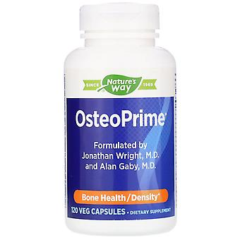Nature-apos;s Way, OsteoPrime, Bone Health, 120 Capsules Veg