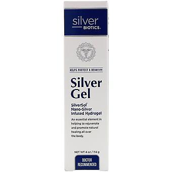 American Biotech Labs, Silver Biotics, Silver Gel, SliverSol Nano-Silver Infusé