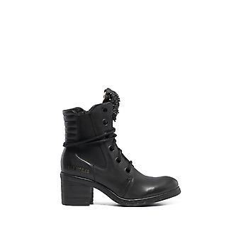 Replay Women's Combat Boots With Tongue Design