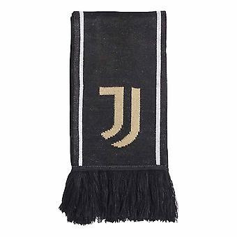 2020-2021 Juventus Eșarfă (alb-negru)