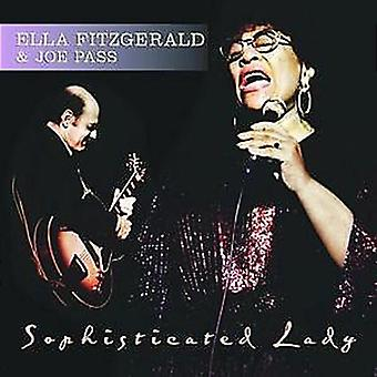 Fitzgerald/Pass - Sophisticated Lady [CD] USA import
