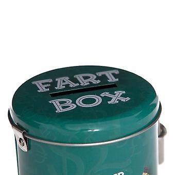 Money Box - Nieuwigheid Boetes - Scheetdoos - Cadeau Item
