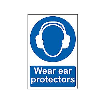 Scan Wear Ear Protectors - PVC 200 x 300mm SCA0005