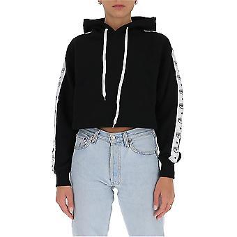 Chiara Ferragni Cff125blk Femmes-apos;s Sweatshirt en coton noir
