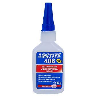 Loctite 195531 406 Instant Adhesive 50g
