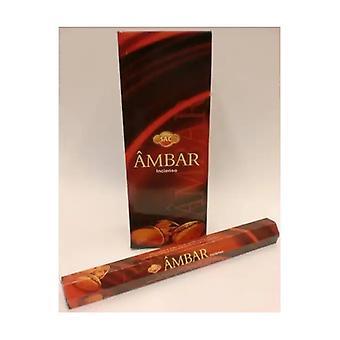 Amber Incense 20 units