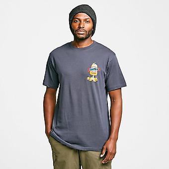 Nya Weird Fish Men & apos; s Clam Miguel Artist T-Shirt Navy