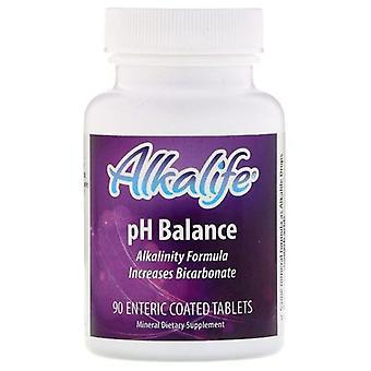 Alkalife pH Balance Alkanitiy Balance, 90 Tabs