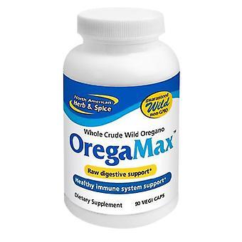 North American Herb & Spice Oregamax, 90 Caps