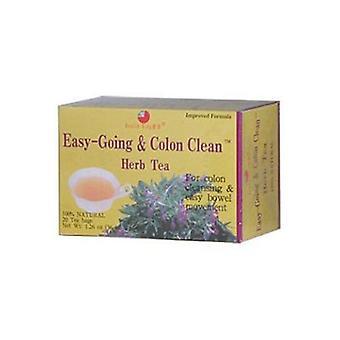 Health King Easy Going Colon Clean Herb Tea, 20bg
