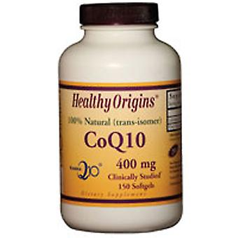 Healthy Origins Coq10 Clinical strength, 400mg, 150 SGEL