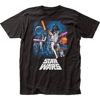 פרק 4 חולצת טריקו חדשה של מלחמת הכוכבים של מלחמת הכוכבים