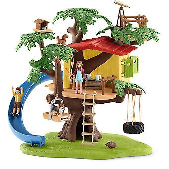 Schleich Farm World Adventure Tree House (42408)
