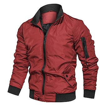 Military Jackets Autumn, Winter Cotton, Windbreaker Bomber Jackets For Male
