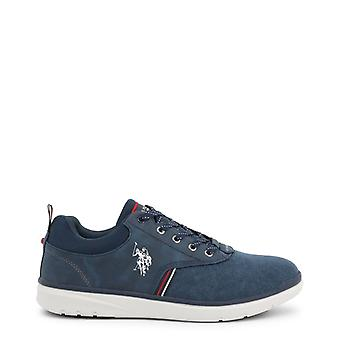 Us polo assn. 4169s0 men's fabric insole sneakers