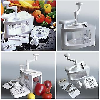 Grönsaksskärare PROMIS KS-021 med en behållare