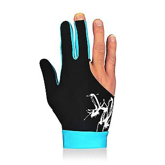 Billiard 3 Fingers Cue Sports Gloves & Women