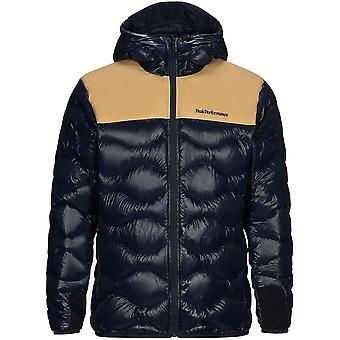 Peak Performance Mens Helium Glacier Hood Jacket