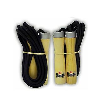 Morgan Leather Skipping Rope