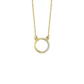 Hoop Guld Halsband