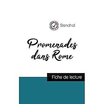Promenades dans Rome de Stendhal (fiche de lecture et analyse complete de l'oeuvre)