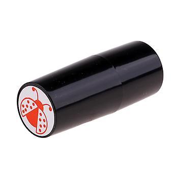 Perfeclan Schnell-trockene Kunststoff Golf Ball, Stamper Stamp Marker Impression Seal