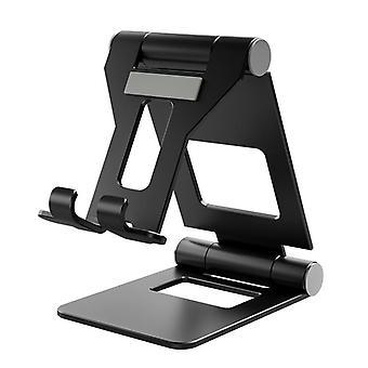 Adjustable Foldable Holder For Ipad Mini/ipad Air - Aluminium Alloy Desktop