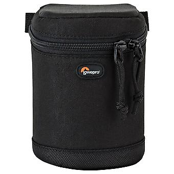 Lowepro 8 x 12 cm case for lens - black
