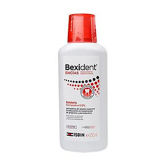 Bexident Gums Coadjuvant Treatment Mouthwash 250 ml
