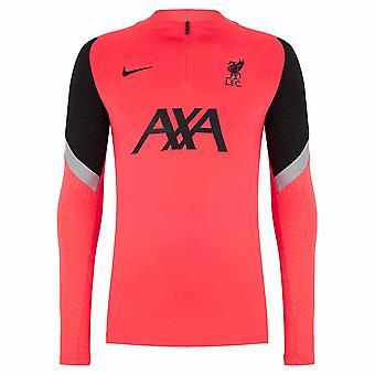 2020-2021 Liverpool Strike CL Poran yläosa (punainen)
