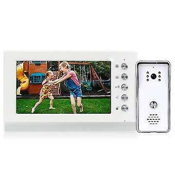 1000tvl Hd Video Intercom Kit For Home Security, Video Door Phone With Lock