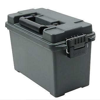 Ammo Box Military Style Plastic Storage Duty Caliber Bulk Ammo Storage Case Box
