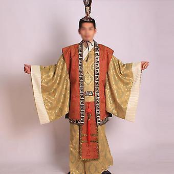 Mannen dansen kostuums Hmong kleding