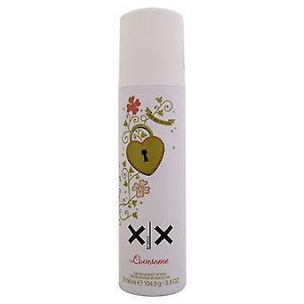 Mexx Lovesome Deodorant Spray 150ml