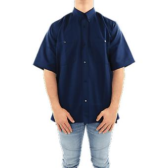 Acne Studios Sanper W Poly Twill Blau BB0356CKR Top