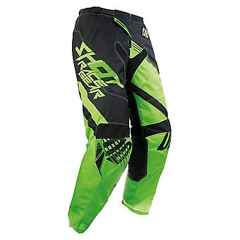 Shot Contact Claw Green Adulti MX Pantaloni