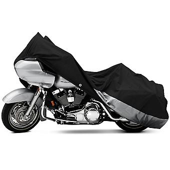 Motorcycle Bike Cover Travel Dust Storage Cover Compatible with Harley Street Glide