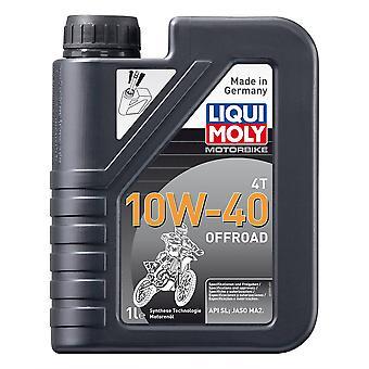 Liqui Moly 4 Stroke Fully Synthetic Offroad Race 10W-40 1L - #3055